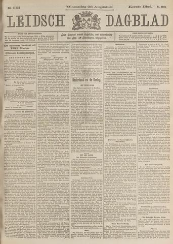 Leidsch Dagblad 1916-08-23