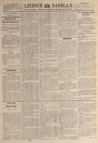 Leidsch Dagblad 1921-02-11