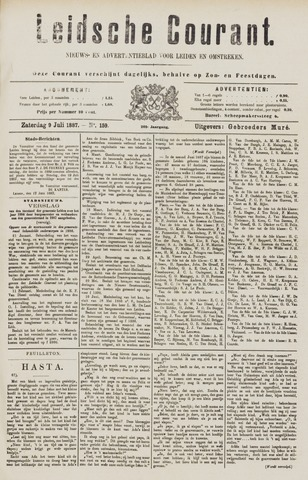 Leydse Courant 1887-07-09