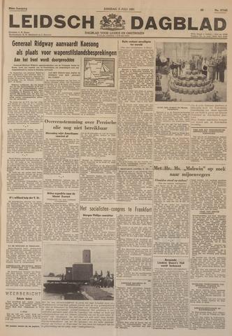 Leidsch Dagblad 1951-07-03