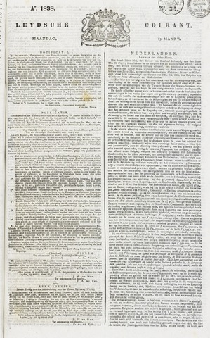 Leydse Courant 1838-03-19