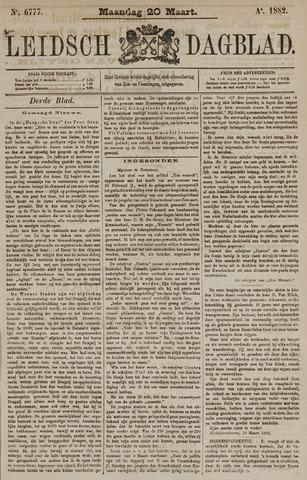 Leidsch Dagblad 1882-03-20