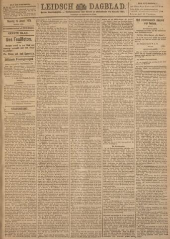Leidsch Dagblad 1923-01-15