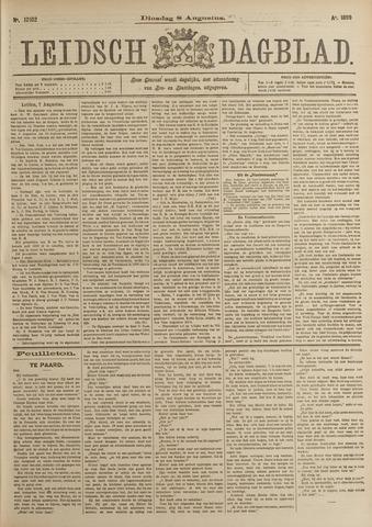 Leidsch Dagblad 1899-08-08