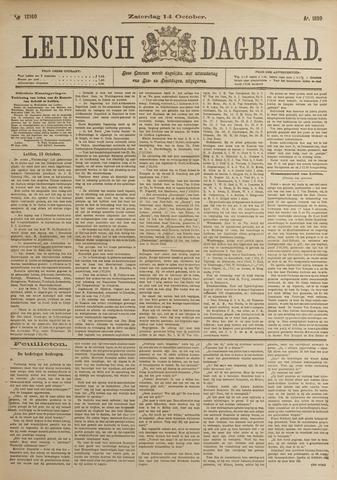 Leidsch Dagblad 1899-10-14