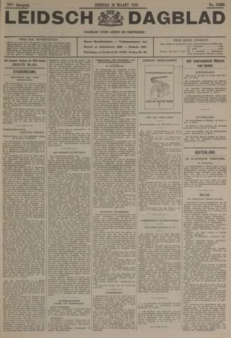 Leidsch Dagblad 1935-03-26