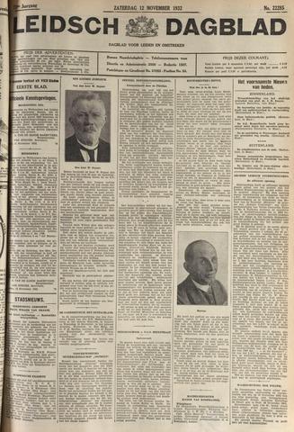 Leidsch Dagblad 1932-11-12