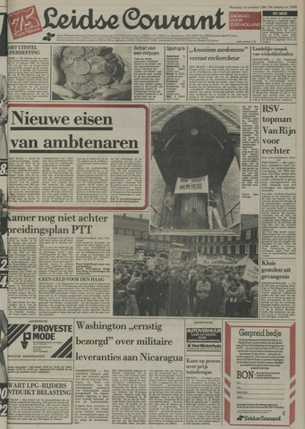 Leidse Courant 1984-11-14