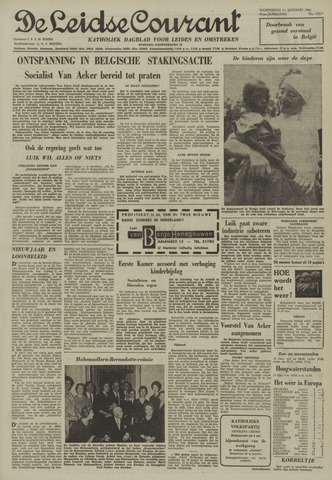 Leidse Courant 1961-01-11