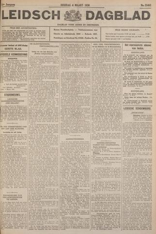 Leidsch Dagblad 1930-03-04
