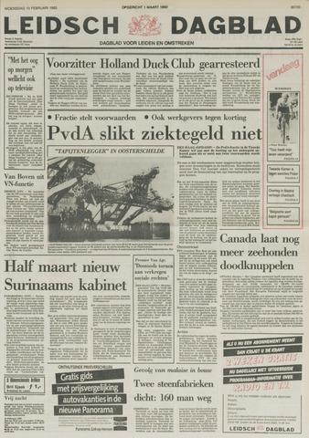Leidsch Dagblad 1982-02-10
