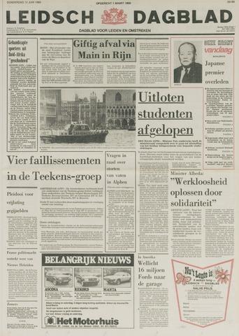 Leidsch Dagblad 1980-06-12