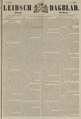 Leidsch Dagblad 1870-03-22