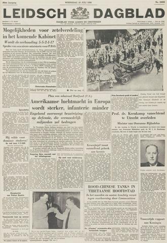 Leidsch Dagblad 1956-07-18