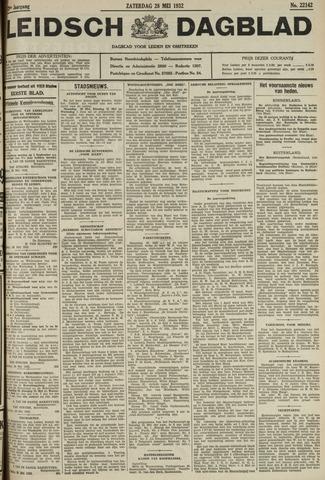 Leidsch Dagblad 1932-05-28