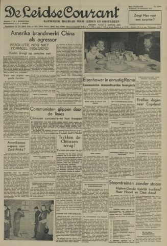 Leidse Courant 1951-01-19