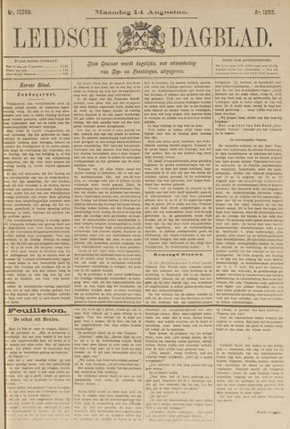 Leidsch Dagblad 1893-08-14