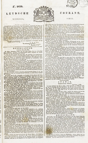 Leydse Courant 1839-05-08