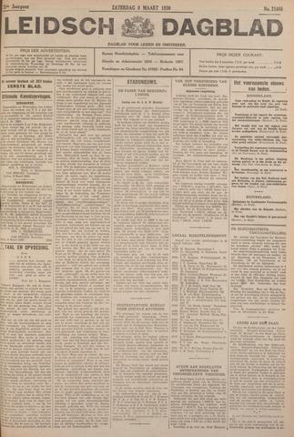 Leidsch Dagblad 1930-03-08