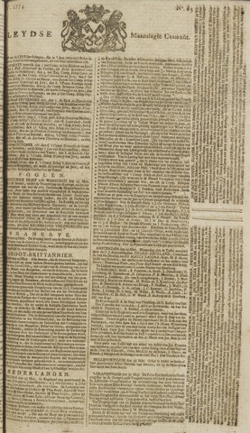 Leydse Courant 1773-05-31
