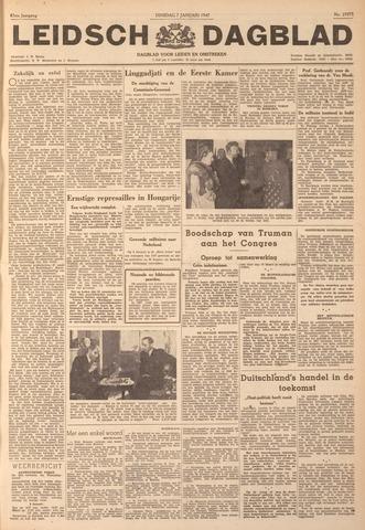 Leidsch Dagblad 1947-01-07