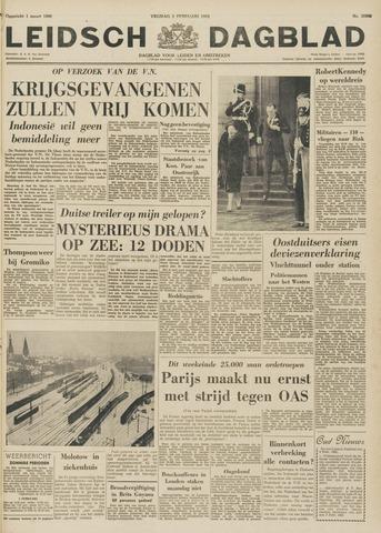 Leidsch Dagblad 1962-02-02