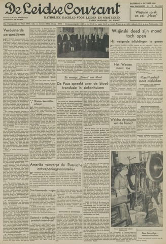 Leidse Courant 1948-10-16