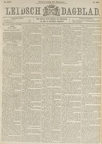 Leidsch Dagblad 1894-01-25