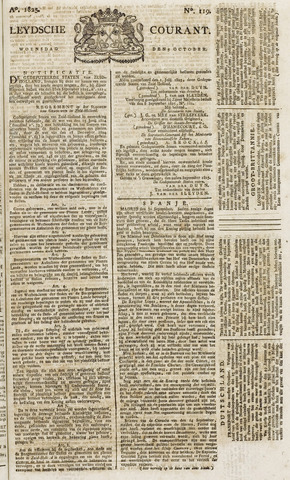 Leydse Courant 1825-10-05