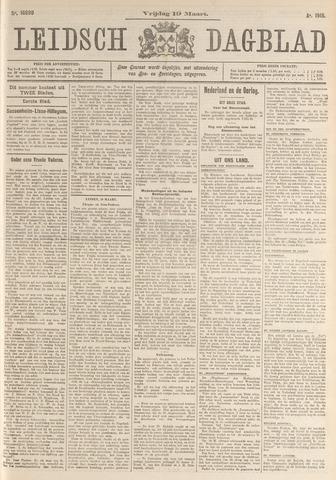 Leidsch Dagblad 1915-03-19