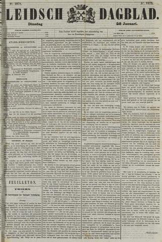 Leidsch Dagblad 1873-01-28