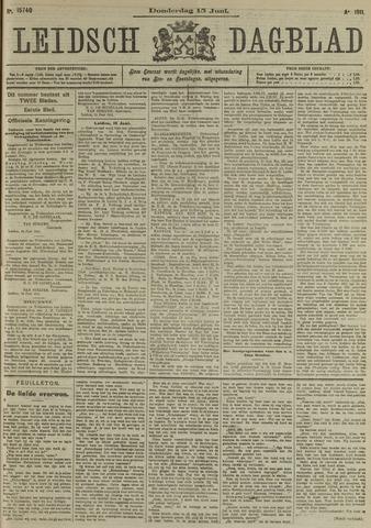 Leidsch Dagblad 1911-06-15