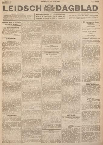 Leidsch Dagblad 1926-01-26