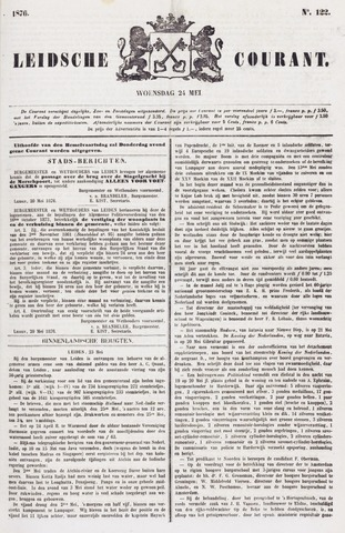 Leydse Courant 1876-05-24