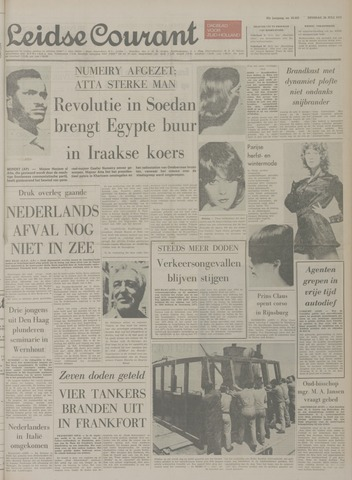 Leidse Courant 1971-07-20