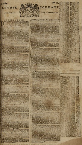 Leydse Courant 1784-09-22