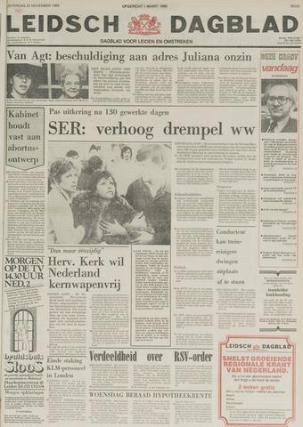 Leidsch Dagblad 1980-11-22