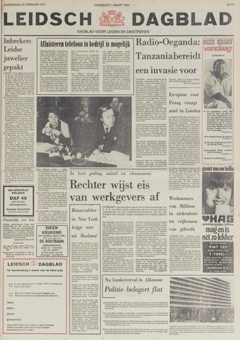 Leidsch Dagblad 1977-02-24