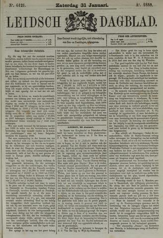 Leidsch Dagblad 1880-01-31