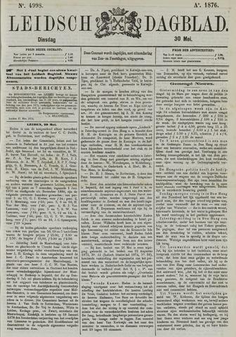 Leidsch Dagblad 1876-05-30
