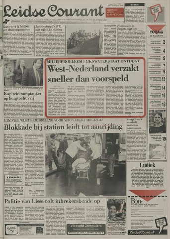 Leidse Courant 1989-04-07