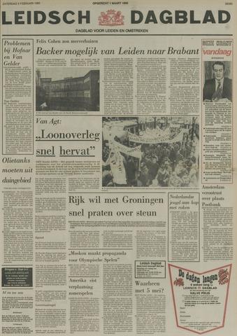 Leidsch Dagblad 1980-02-09