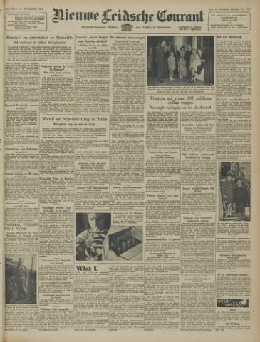 Nieuwe Leidsche Courant 1947-11-17
