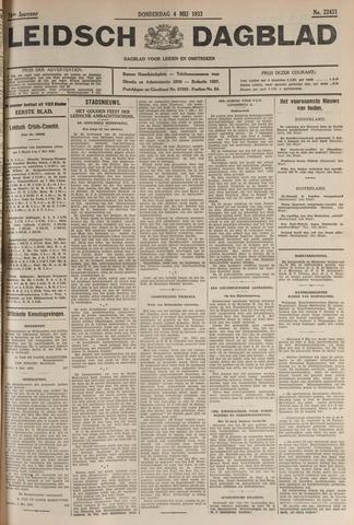 Leidsch Dagblad 1933-05-04