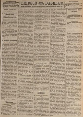 Leidsch Dagblad 1921-10-12