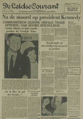 Leidse Courant 1963-11-23