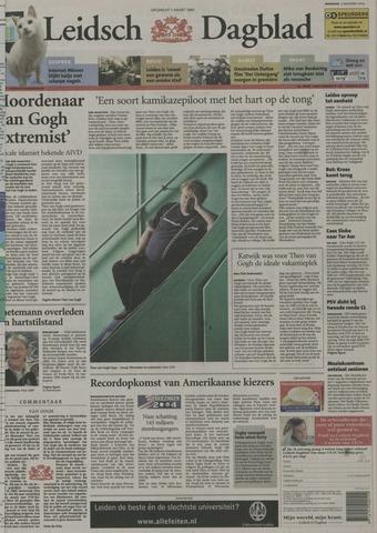 Leidsch Dagblad 2004-11-03