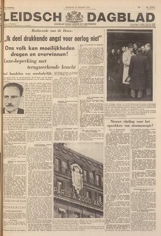 Leidsch Dagblad 1951-03-27