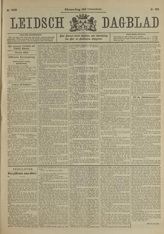 Leidsch Dagblad 1911-10-23