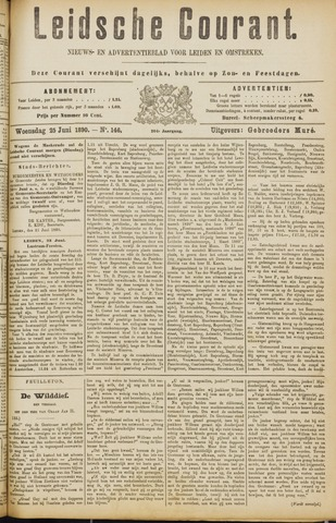 Leydse Courant 1890-06-25